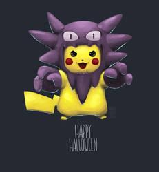 Happy Halloween! by OmaruIndustries