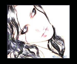 Glitter Girl II by Vampiric13