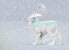 Behold the Storm by chertan-koraki