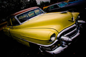 Yelow Caddy by Romton