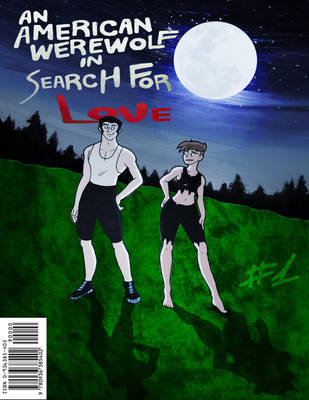 An American Werewolf in search for Love cover by nicholasnrm123