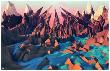 mountain by ossdesign