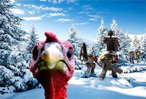 Turkeyhunt by agis261