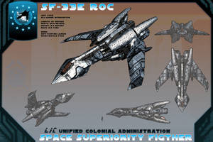 SF-33E Roc by samurairyu