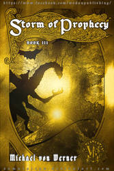 Storm of Prophecy, Book 3 New Cover by samurairyu