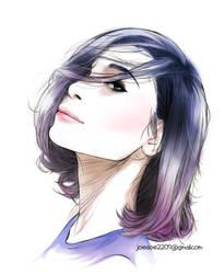 Pretty Woman by adipatijulian