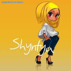 Shyntya by adipatijulian