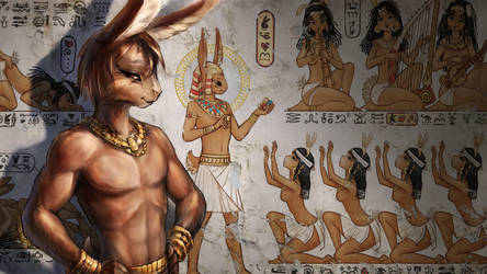 Easter Bunny - historical background by 12-tf