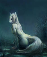 White Wolf by 12-tf