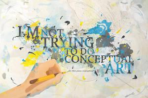 Conceptual Art by AagaardDS