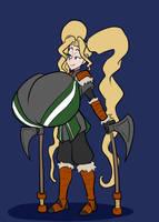 Viking Priscilla by joncomms