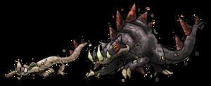 Boar Croc Fakemon by T-Reqs
