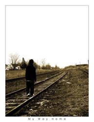 e97 - My Way Home by eason97