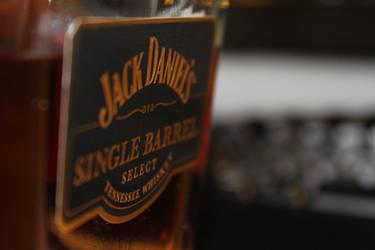 Jack Daniel's Single Barrel by ColdDevil