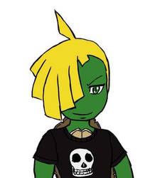 Leon  by Ninjaturtlegirl1