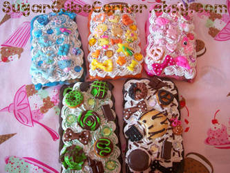 iPhone 3GS Decoden Cases by lessthan3chrissy