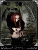 Amy Midnight Sorrow by MistRaven
