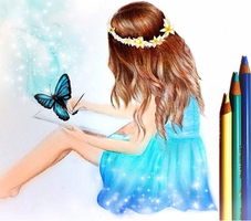Color Me Creative by Lizarrddraw