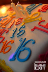 Sweet 16!!! :D by jovananina