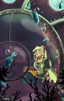 Steamer, explorateur des profondeurs by Sixtine-D
