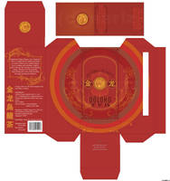 Oolong Tea Packaging by lightafire