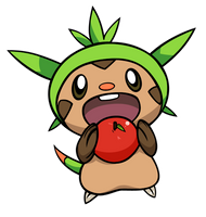 Chespin by TheIronForce