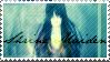 Shrine Maiden Stamp by Danielle-chan