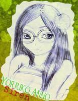Yoriko Anno by Danielle-chan