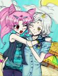 Teenage dream by Danielle-chan