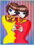 Twin.madragoras by Danielle-chan