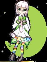 Puella magi Yoriko by Danielle-chan