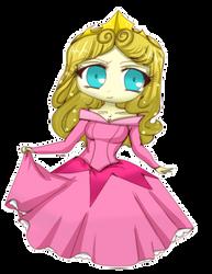 Aurora chibi by Danielle-chan