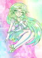 CE: Sailor Chartruse by Danielle-chan