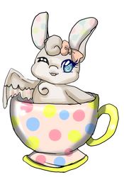 YTH example: It's a Tori in a Teacup by Danielle-chan