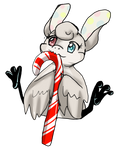 YTH: Candy Cane baby by Danielle-chan