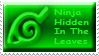 Leaf Stamp by ticenette