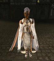 A Lady of Qeynos by lesgraham