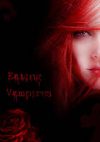 Eating Vampires Book Cover by Redv20