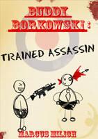 Buddy Borokowski Book Cover by Redv20