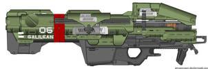 M6 Spartan Laser - Pimp My Gun by Silent-Valiance