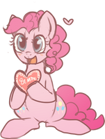 Be Mine, Valentine by lulubellct