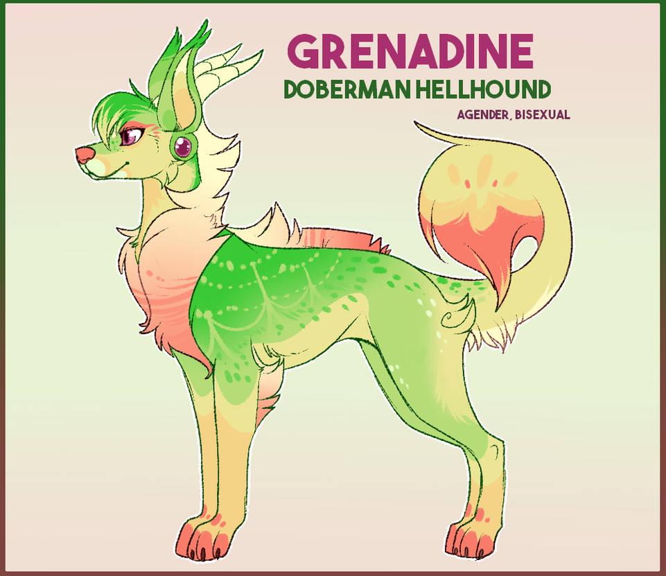 Grenadine by lulubellct