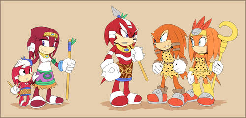 ECHIDNAS by Cylent-Nite