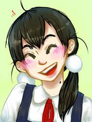 Tamako!! by evilkitten101