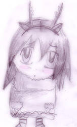 Gaia avatar CHIBIFIED by twisted-bunnies