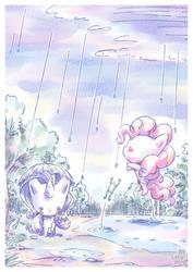 Rainy day Pony by ef74