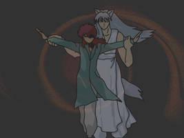 Dancing - Ex by Arigatoumina