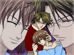 PoT - Tezuka and Fuji by Arigatoumina