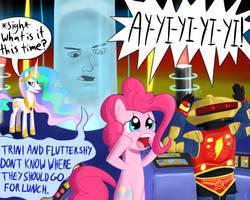 AY-YI-YI-YI-YI! by ParadigmPizza