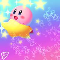 Kirby by ParadigmPizza